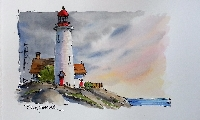HD/P Lighthouse ATC
