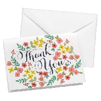 Thank You Note Card Swap #4