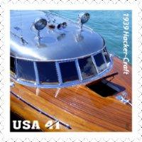 ✉ Favorite Postage Stamps — USA #20