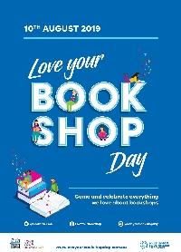 Love Your Bookshop Day: E-Swap