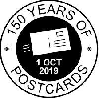 Let's Celebrate! 150 Years of Postcards!