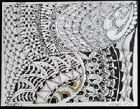 Public Zentangle & Pass PC ongoing