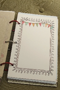 Decorated Journal for Your Partner - US