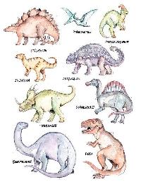 Dinosaurs Funtastic Swap