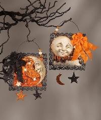 USAPC:  2 Thrinchies Halloween Ornaments