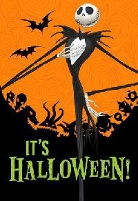 Halloween card swap