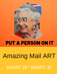AMA: 'Put a Person on It' Postcard Swap