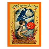 MissBrenda's Halloween Card swap #2