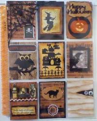 USAPC:  Halloween-Themed Pocket Letter!