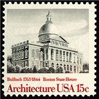 ✉ Favorite Postage Stamps — USA #21