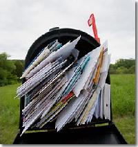 Stuff the Mailbox #25