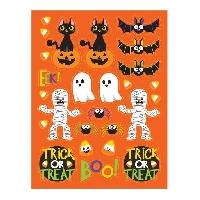 Halloween Sticker Swap