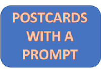Postcards With a Prompt #55 - US Only