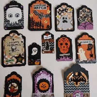Halloween flipbook