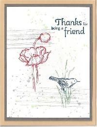 CMF - Friendship Card