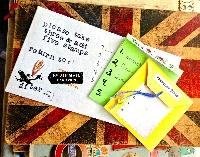 More stamp bags