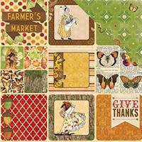 Enchanted Harvest - 9 Little Pockets