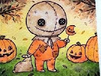 USATC: Halloween ATC Swap