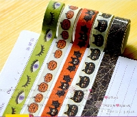 Halloween Washi #1 US only.