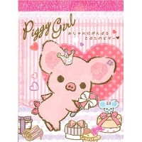 Deco profile kawaii Piggy girl