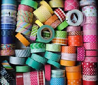Washi Letters