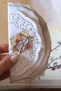 YTPC: 100 Day: Day 39: Doily Booklets