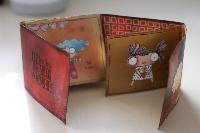 Small album or flipbook