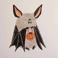 SMSUSA: Happy Halloween Card + Flat Surprise