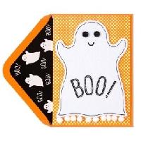 Ghost Themed Halloween Card Swap - USA