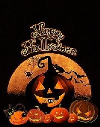 Halloween Postcard swap #3