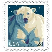 ✉ Vintage Postage on a PC — USA #20