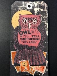 VTHS:  Halloween Tag Swap
