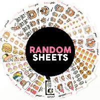 Random Sticker Swap #4