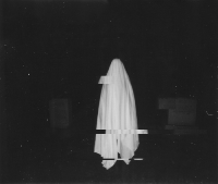 Paranormal stories + flat halloween goodies!