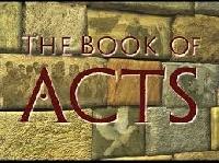TCHH ~ Scripture Profile ~ Acts