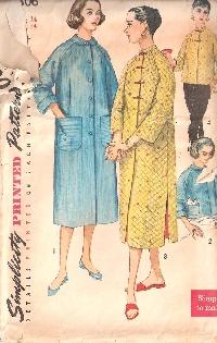 VTHS:  Vintage Sewing Pattern Ephemera