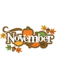 November Holidays Electronic Swap