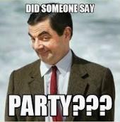 Big 4-0 Paper Party