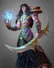 Fan of World of Warcraft  ATC #1 (North America)