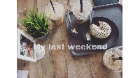 About My Week Postcard #1
