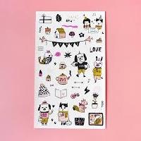 Sticker Sheet Swap