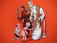 👹 Krampus Vs 🎅 St. Nikolaus - USA