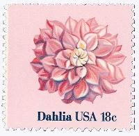 ✉ Flora & Fauna Postage Stamps — USA #2