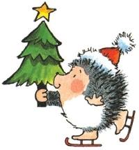 MissBrenda's Christmas Card Swap #3