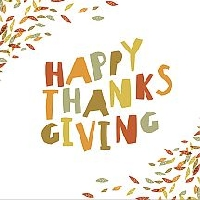Happy Thanksgiving Cards USA - Newbie Friendly