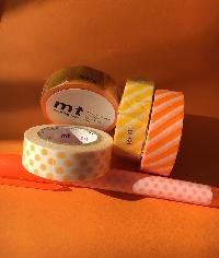 Orange Themed Happymail