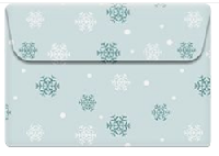 Christmas Pattern Paper Swap round 2