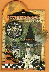ATC: Halloween Themed (by: Helena8664)