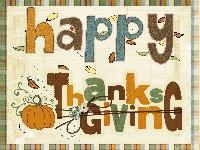 5 Partner Thanksgiving Card Swap - USA