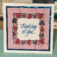 RSC: Thinking of You Card